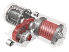 4001 - rear drive unit assembly