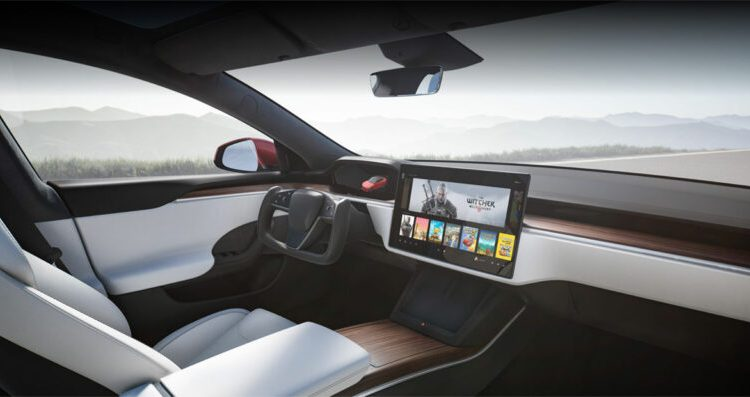 Илон Маск Подтверждает, Что Новая Tesla Model S Будет 7-Местной