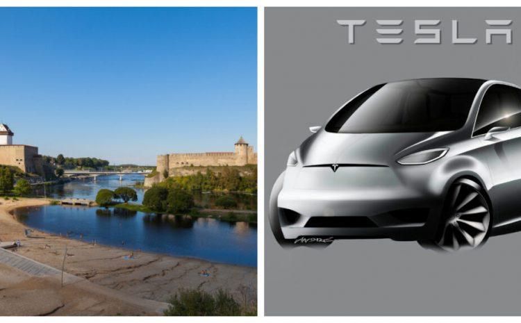 Tesla и Zetta построят автомобильный завод в Нарве, Эстония