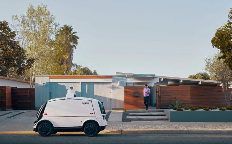 Ваша следующая доставка в Domino's pizza может быть осуществлена с помощью робота-автомобиля