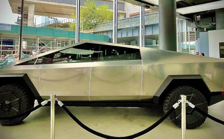У Tesla более 1 миллиона зарезервированных автомобилей Cybertruck