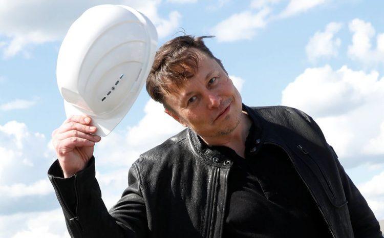 Илон Маск из Tesla обвиняет бюрократию в задержках производства немецких гигафабрик