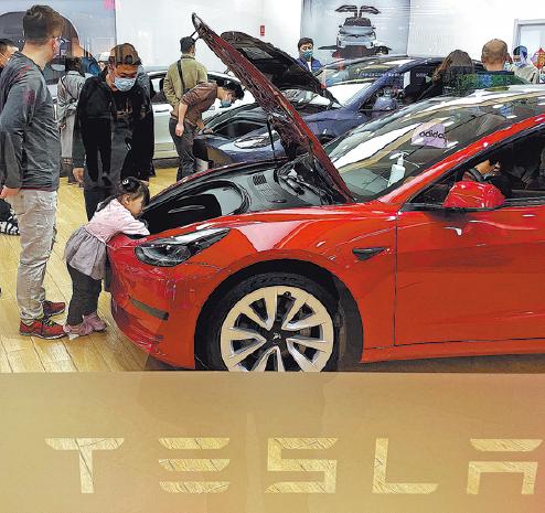 Сомнения в отношении Tesla растут на фоне падения продаж в апреле