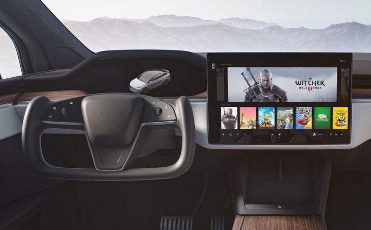 Обновленные модели Tesla S и X будут оснащены графическими процессорами RDNA 2, подтверждает AMD