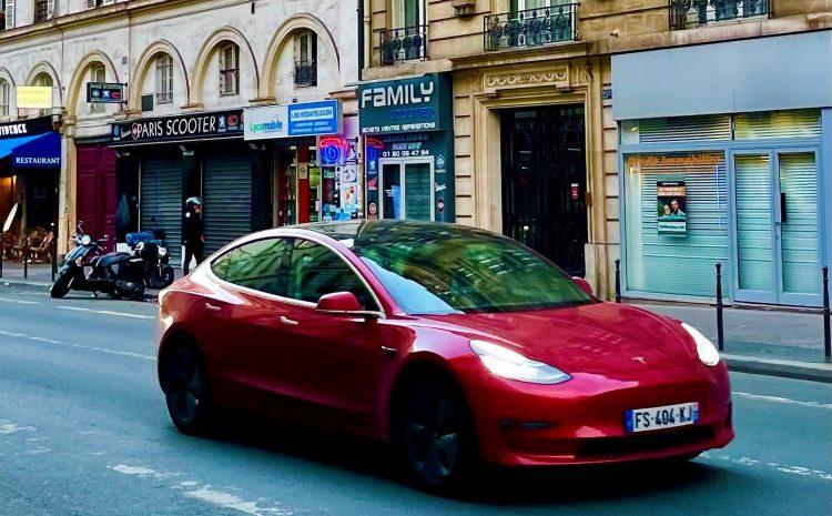Tesla находится на вершине рынка подержанных электромобилей