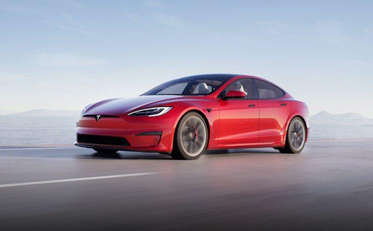 Tesla Model S Plaid устанавливает новый рекорд на четверть мили, по словам Джея Лено