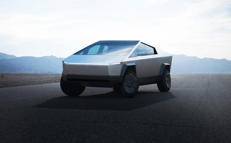 Tesla Cybertruck получает рулевое управление задними колесами, твитнул Маск