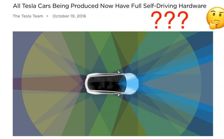 Tesla взимает с владельцев 1500 долларов за оборудование, за которое они уже заплатили