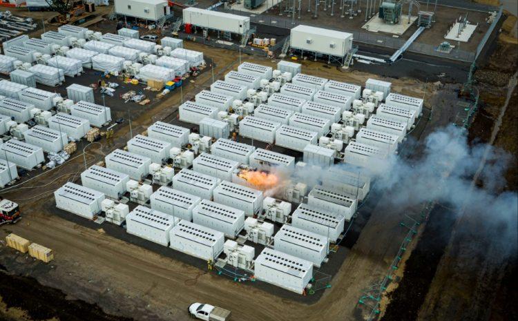 Взрыв батареи Tesla в Австралии под контролем через три дня